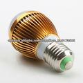 El poder más elevado 3W 85-265V 5W 7W 9W 12W 10W E27 Blanco Cálido Bombillas LED