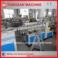 pp pe pa pvc eva tuyau de vidange machine à laver machines tube ondulé ligne