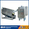 Tornillo de la máquina automática de filtro prensa