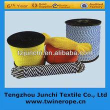 de alta resistencia de nylon de color de cuerda trenzada