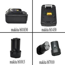 populares 3000mah batería de iones de litio de 14,4 V venta BL1430 makita 14.4v