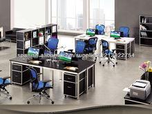 oficina tabique puesto de trabajo muebles