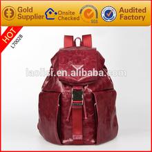 venta al por mayor de la escuela mochila mochilas para la escuela mochila de cuero