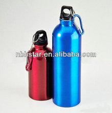 Venta caliente de aluminio deportes botella de agua( hsd- cw- 001)