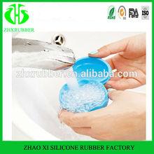 divertido diy colorido forma de esfera bola de hielo esfera de hielo del molde de silicona
