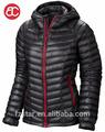 mujeres chaqueta de plumón ligero lz344