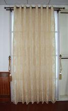 De espesor classcial elegancia europea& de lujo jacquard tela de la cortina