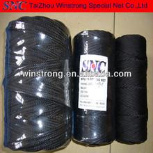 de nylon trenzado de cuerdas