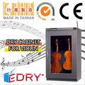 D-206av armário seco para violinos, violino caso, violinos saco