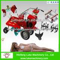 Rotavator modelo nuevo del jardín del motor diesel