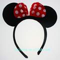 minnie mouse orejas oído de la felpa juguetes