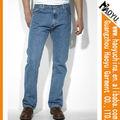 Pantalones vaqueros de los hombres más vendidos (HYM104)