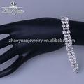caliente venta nuevo estilo de la moda pulsera del encanto pulsera de plata esterlina