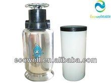 suavizador de agua residencial manual