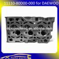 Auto piezas de repuesto para chevrolet spark partes de automóviles de culata del chevrolet spark 0.8