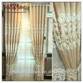 Indio cortinas bordado, cortinas de salón, patrón de bordado cortinas de laindia