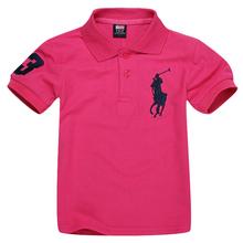 venta al por mayor ropa de niños de camisas de polo