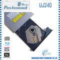 Uj-240 blu ray grabadora de dvd para pavilion dv6
