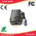 Ca 240v a 24v de alimentación de cc alcalina-suplicación 17 amp para 3d impresora ce rohs de la fcc cb kcc