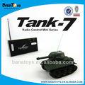 rc tanque plástico mini brinquedo do tanque