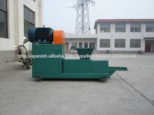 arroz que hace la máquina de briquetas de carbón de cáscara