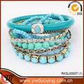 bosnios de la moda de estilo nación pulsera brazalete de perlas de la joyería