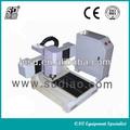 Mini cnc router de la máquina, 1500w de agua de refrigeración del husillo cnc router de la máquina