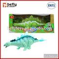 juguetes de dinosaurios dos colores stegosaurus juguetes