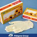 personal de protección guantes