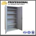 Metal ajustable de acero 4 estante archivador