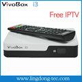 internet via satélite tv dvb caixa s2 receptor de satélite para suporte mundial xbmc vivobox i3
