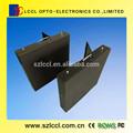 Súper venta en Alibaba China de pantalla LED p10 320*160 SMD para interiores full color, buen precio de pantallas LED de acero