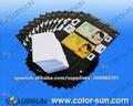 Bandeja para imprimir tarjetas de PVC en impresoras EPSON T50/P50/T60/R290/R230