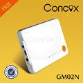 Hecho en China!sistemas de monitoreo con falta de energía eléctrica y recuperación de la alerta/ alarma inalámbrica sirena GM02N