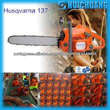gasolina jardinagem husqvarna máquina motosserra 137 cópia