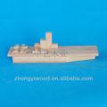 2014 decorativos de madera de los buques