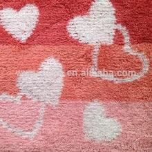 100% pe não- tecido de apoio tapetes, lovely cartoon capacho