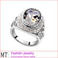 Joyería del anillo de boda baratos Líder Moda
