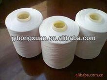 100% hilado de poliéster de alta tenacidad de hilo de coser