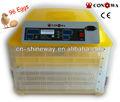 mini huevo incubadora de alta hatching para 96 CNMI96 huevos