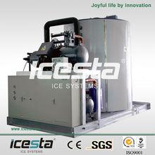 De hielo de amoníaco de la planta de diseño pesado- obligación de hielo industrial máquinas para la venta