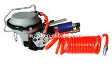 Kz-19 neumático combinación de flejes de acero tensor y sellador