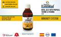 Jalea Real con Propolis, Taurina y Vitaminas. Jarabe 250ml - Suplemento alimenticio