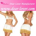 venta al por mayor 2014 caliente sexy marinero vestido de marinero de la camisa
