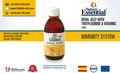 Jalea Real con Quinina y Vitaminas. Jarabe 250ml - Suplemento alimenticio