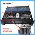 profesional fp10000q amplificador de potencia, amplificador de alta potencia actual