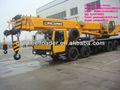 50 toneladas grúa qly50, ton 50 montados en camiones modelo de grúa móvil: qly50