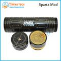 Alibaba China 26650 Battey Y atomizador Mecánica Mod Sparta