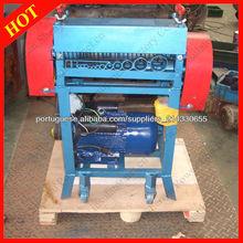 Máquinas de descascar fios de cabo,fio de cobre máquina de descascar industrial
