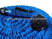 7 tv caliente pistola función 2014 mangueras flexibles flexible manguera de jardín riego